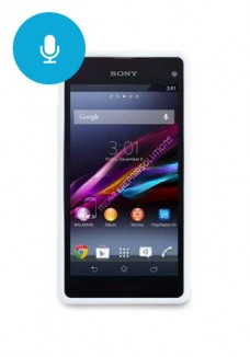 Sony-Xperia-Z1-Compact-Microfoon-Reparatie