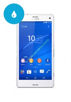 Sony-Xperia-Z3-Compact-Vochtschade-Behandeling