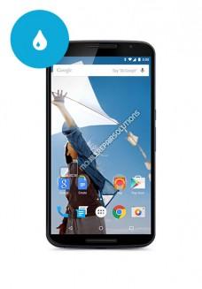 Motorola-Nexus-6-Vochtschade-Behandeling