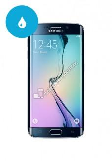 Samsung Galaxy S6 Edge Vochtschade Behandeling
