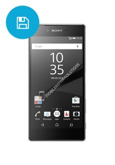 Sony-Xperia-Z5-Compact-Software-Herstelling