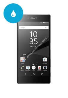 Sony-Xperia-Z5-Compact-Vochtschade-Behandeling