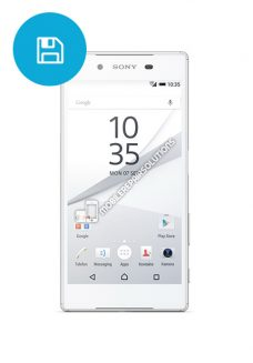 Sony-Xperia-Z5-Software-Herstelling